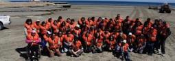 """Con las escuelas 524 y 526 comenzó el programa de RSE """"Península Accesible"""""""