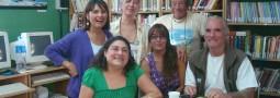 La Administración Península Valdés donó más de 20 mil pesos a la Biblioteca Popular de Puerto Pirámides