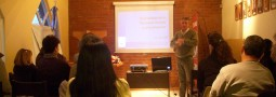 Comienzan las charlas de formacion de la Administracion Peninsula Valdes