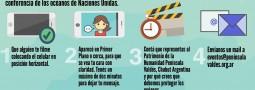 """La Administración Península Valdés invita a los niños a enviar videos para la """"Conferencia mundial sobre el océano"""""""
