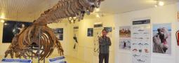 Nueva muestra de fotos de la Peninsula en el Centro de Visitantes del Istmo Ameghino
