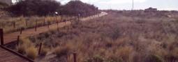 La Administracion Peninsula Valdes renovo el Centro de Visitantes del Istmo Ameghino